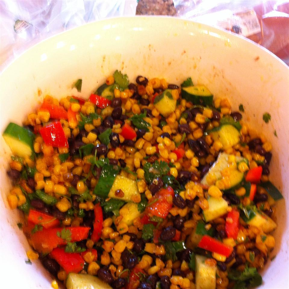 Summery Corn Salad Betty