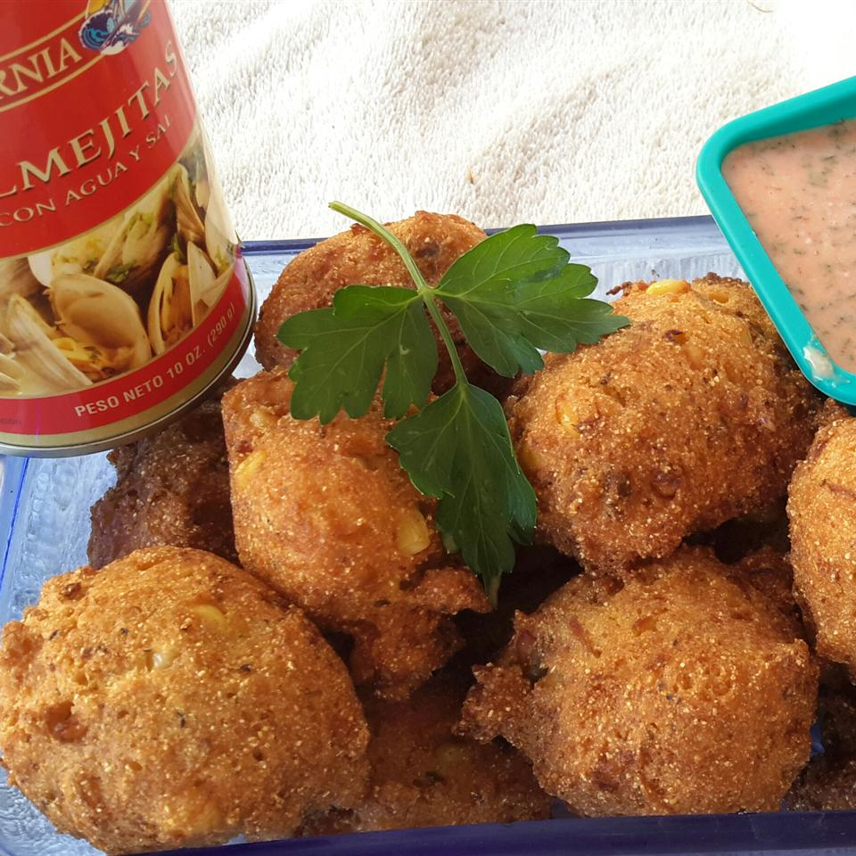 Jimmy's Clam and Corn Fritters