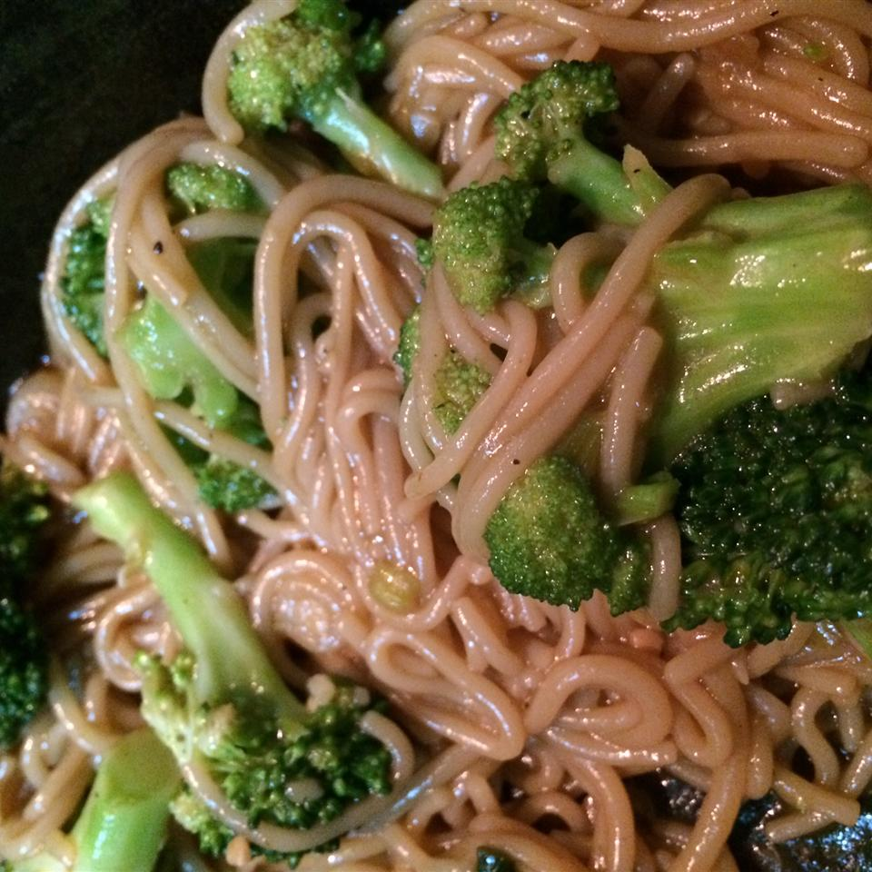 Quick Chinese-Style Vermicelli (Rice Noodles) mistylisa