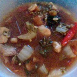 Fish Sinigang (Tilapia) - Filipino Sour Broth Dish Nani