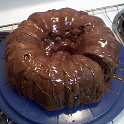 easy chocolate chip pound cake recipe