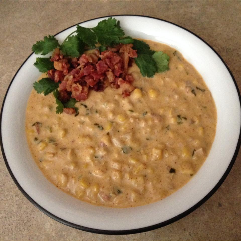 Cotija Corn Chowder