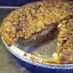 Pumpkin Pecan Pie I