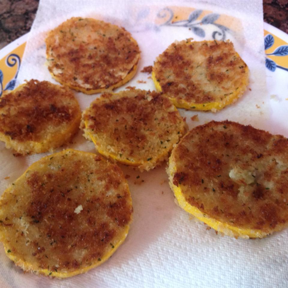 Easy Fried Zucchini Sonja Gardner