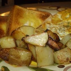 Dad's Kentucky Home Fries Janine