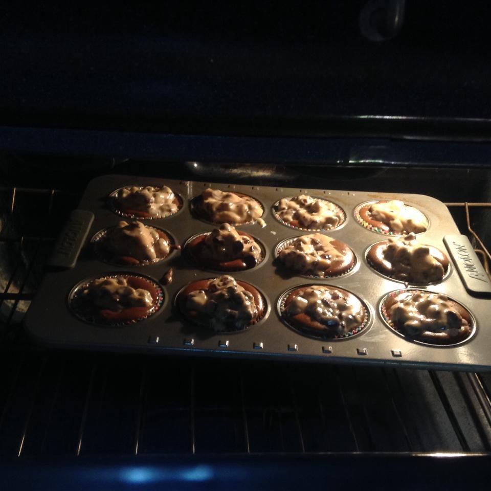 Black Bottom Cupcakes II Erin Powell