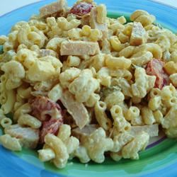Main Dish Macaroni Salad