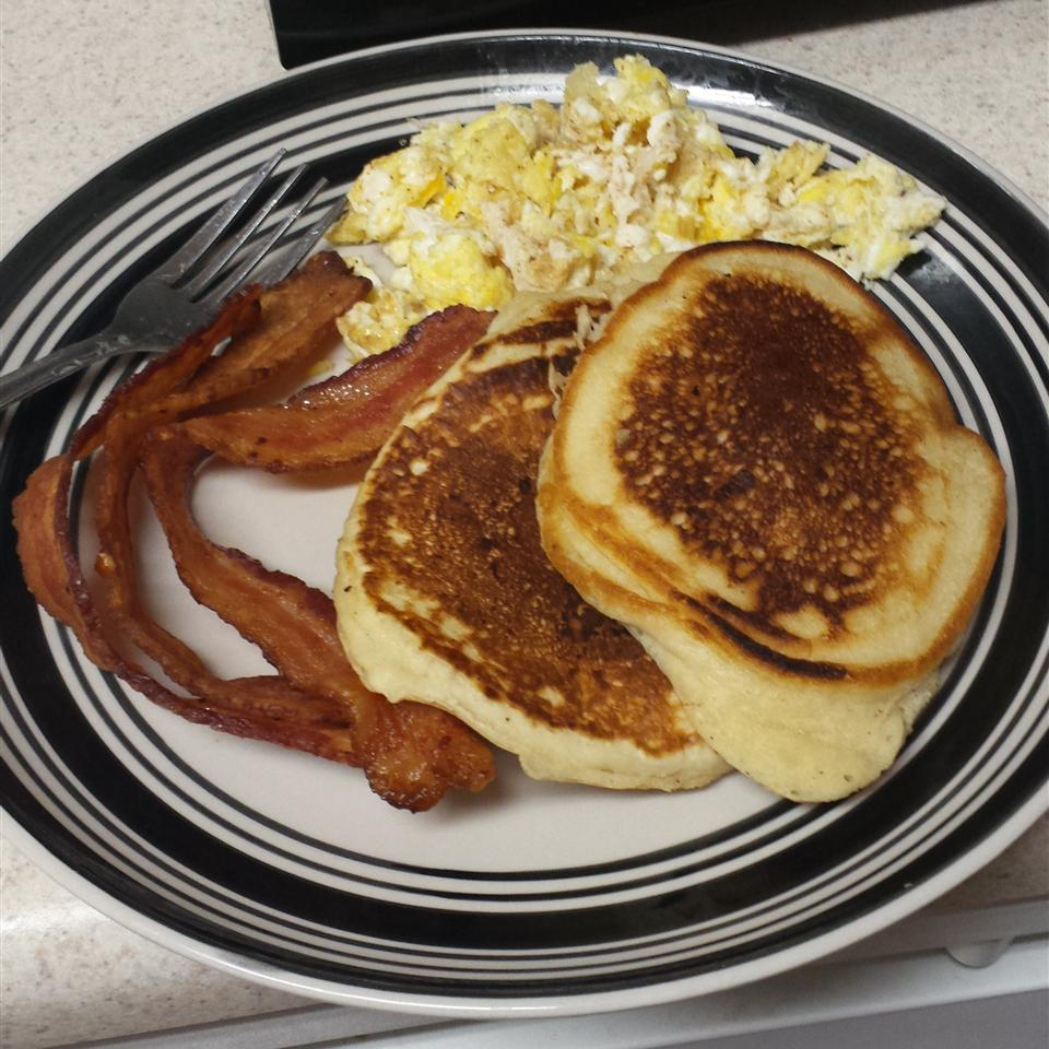 Pancakes Robyn Gibson