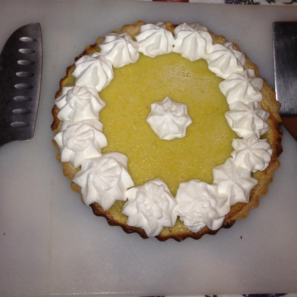 The Best Lemon Tart Ever