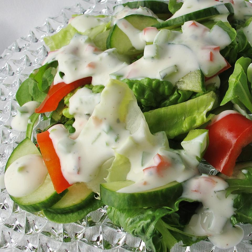 Spicy Ranch Dressing COOKINCOWGIRLS