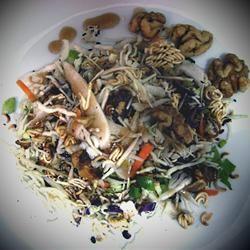 Chinese Cabbage Salad I kinkinpink13