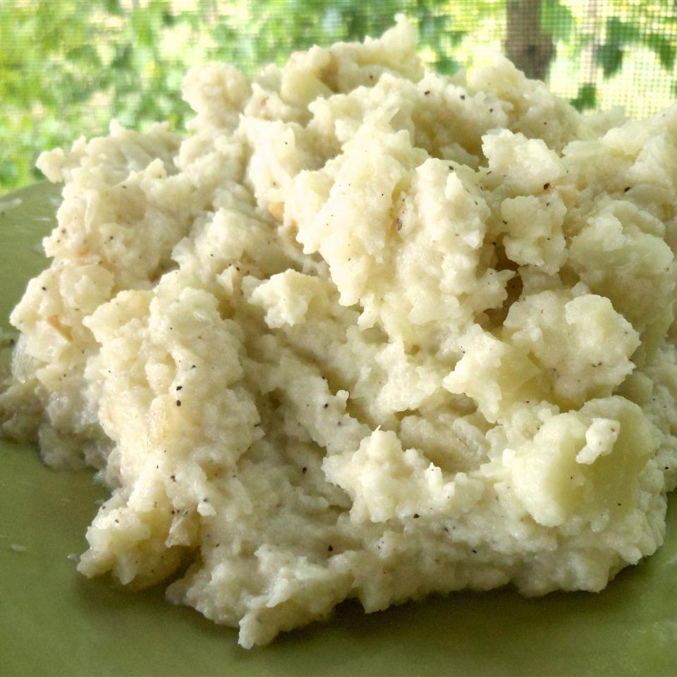 (I Can't Believe It's) Mashed Cauliflower