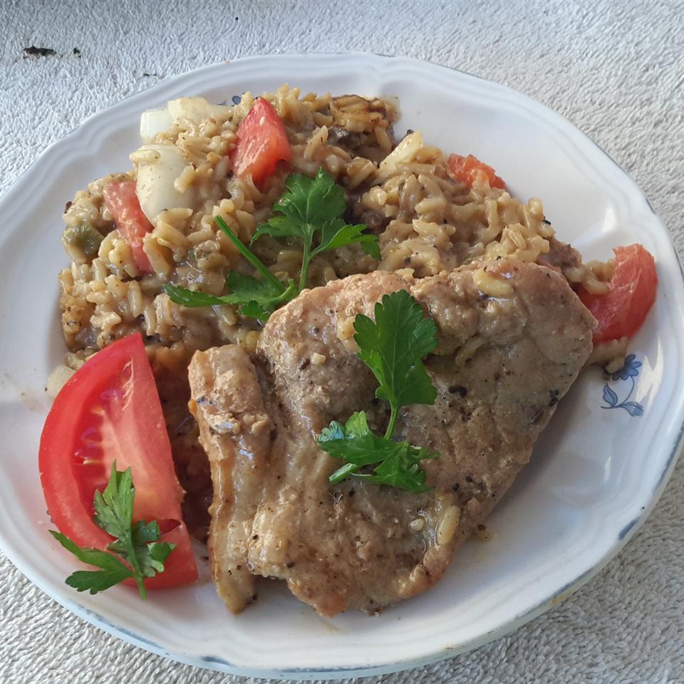 Pork Chop Casserole I Peggy Smith