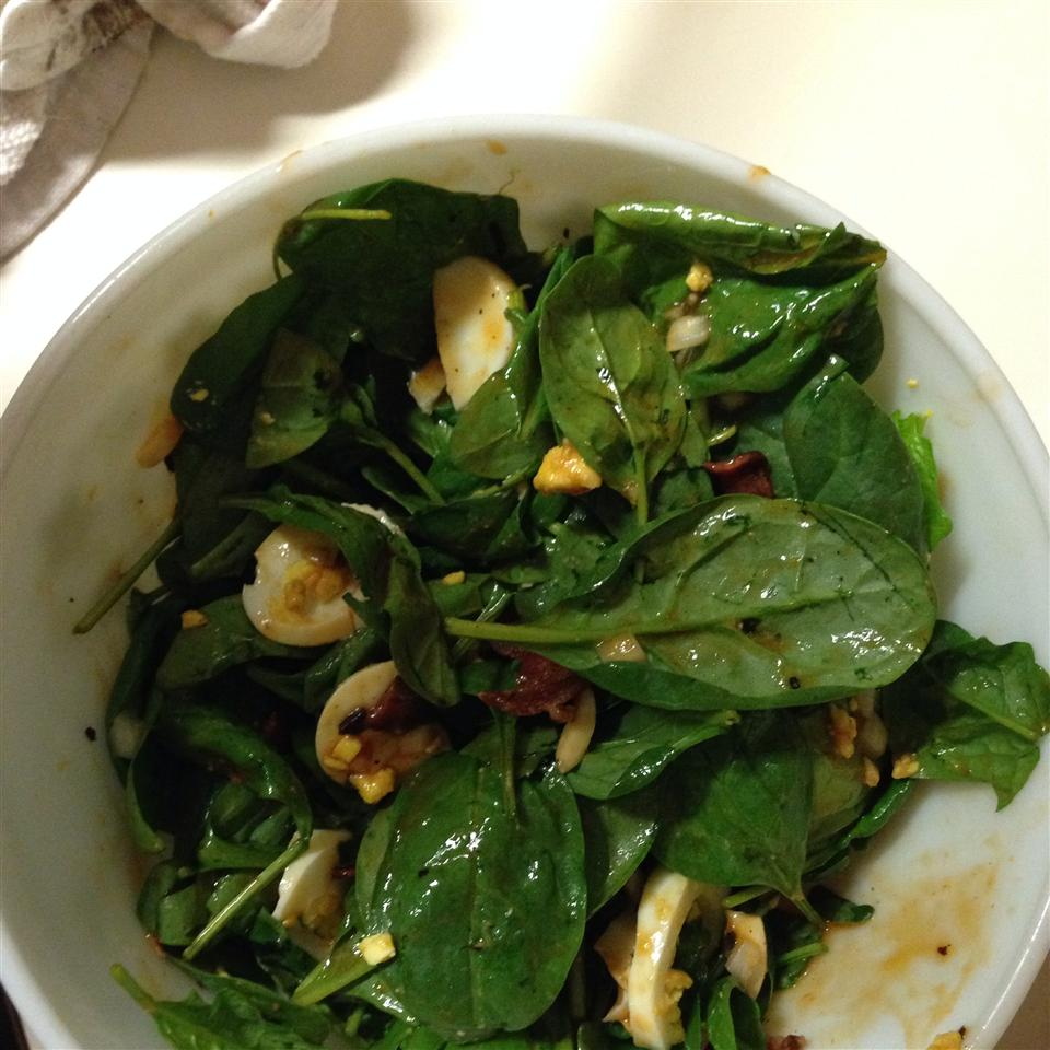 The Best Spinach Salad carolnp