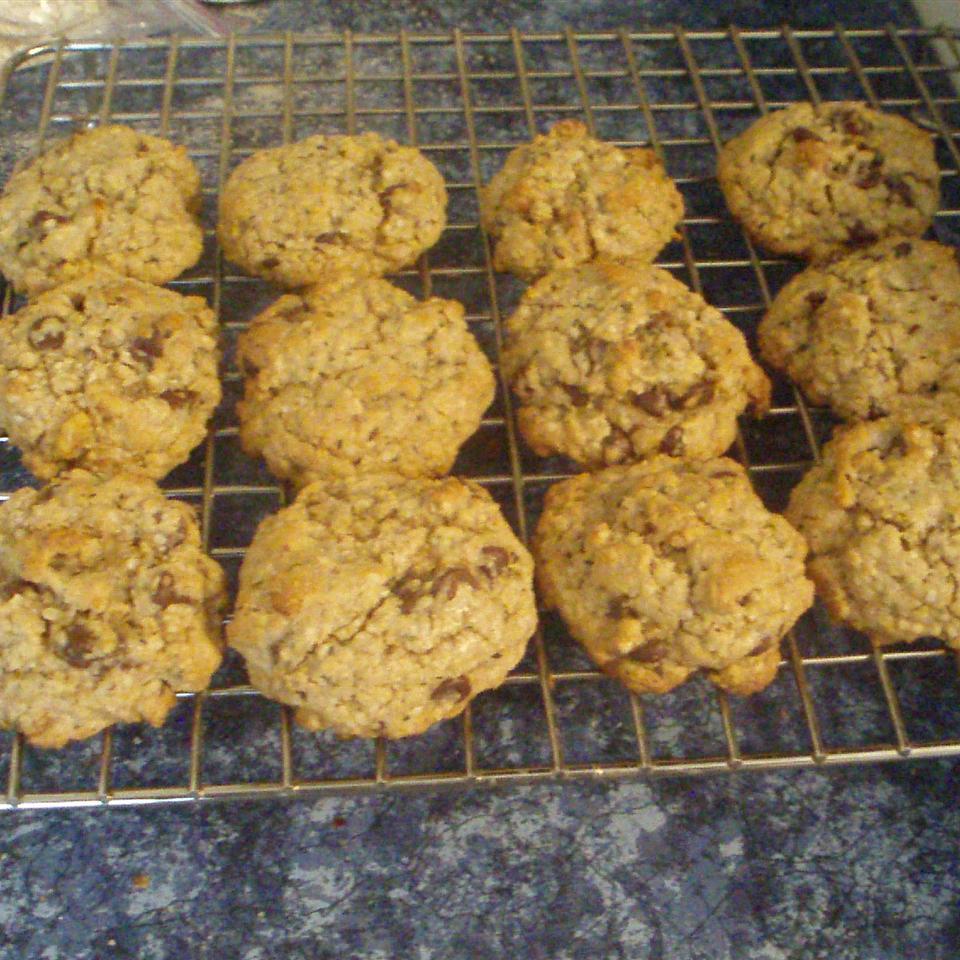 Hemp Heart Granola Chocolate Chip Cookies Cheerios