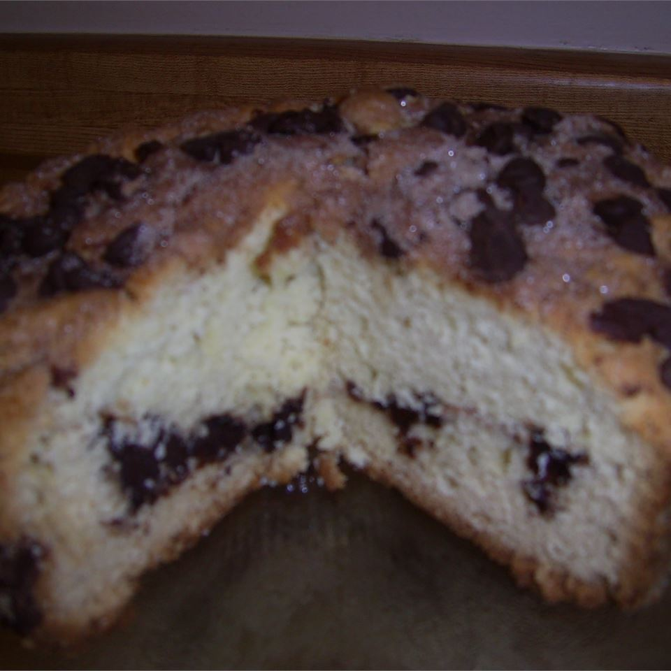 Chocolate Chip Coffee Cake Nevorne