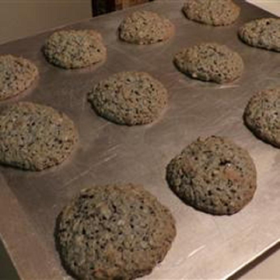 Almond-Blueberry Oatmeal De-lites