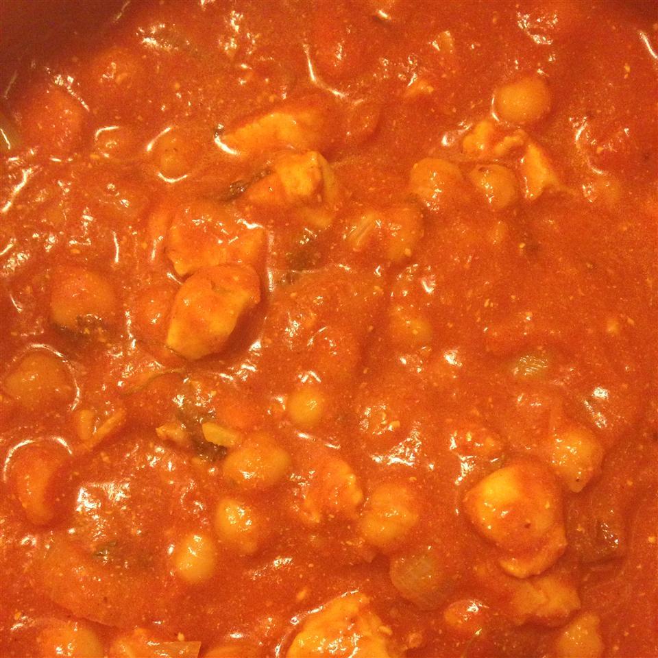 Indian Chicken Curry (Murgh Kari)