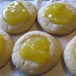 Microwave Lemon Curd ficklepip