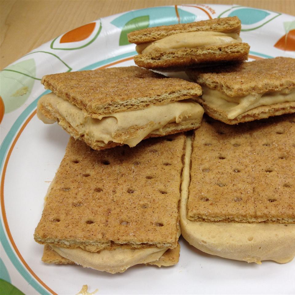 Frozen Peanut Butter Pudding Squares