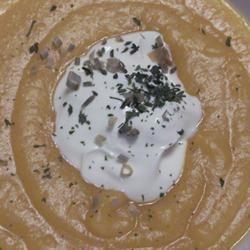 Spiced Butternut Squash Soup pomplemousse