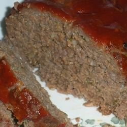 Glazed Meatloaf I