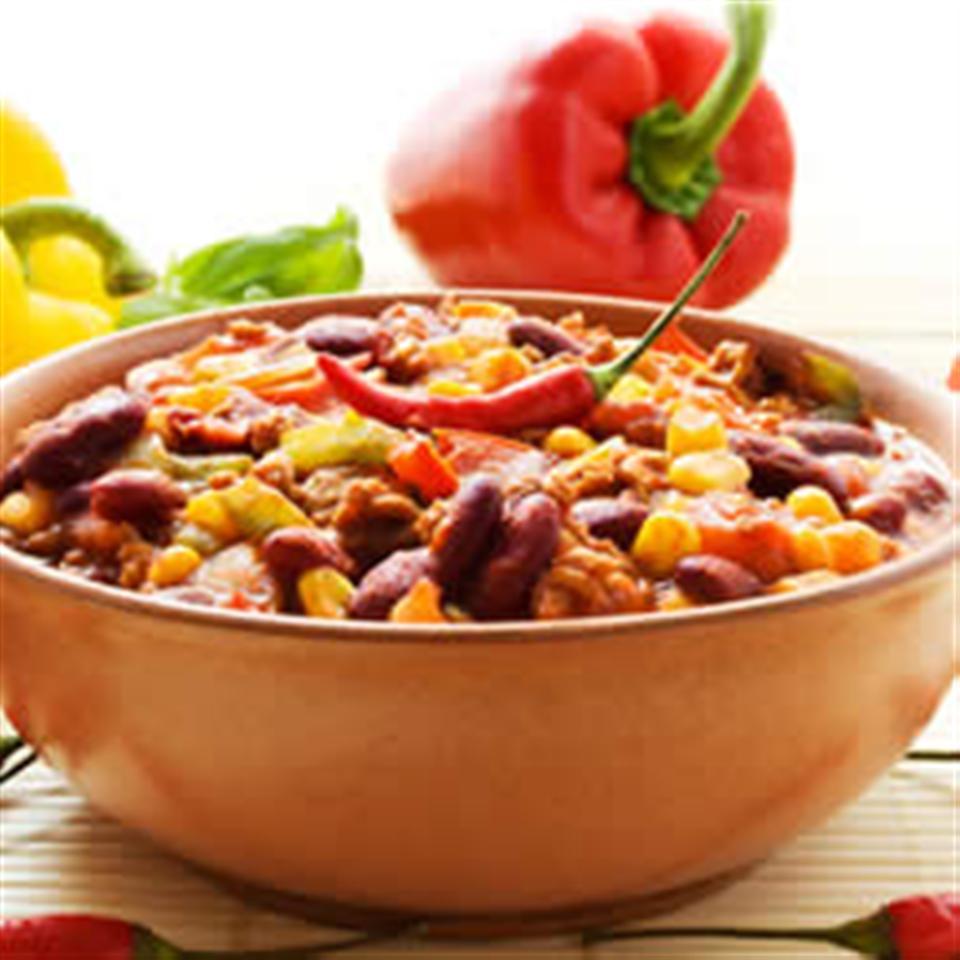 Veggie Chili Trusted Brands