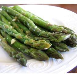 Sauteed Garlic Asparagus TRACY K