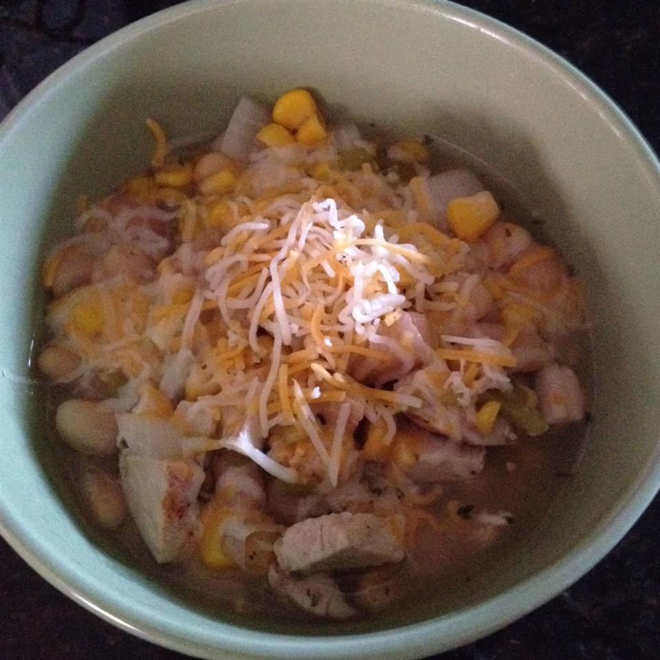 Carol's Chicken Chili MADDIEJON