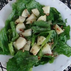 Winter Fruit Salad with Lemon Poppyseed Dressing tahoegirl