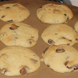 Sour Cream Chocolate Chip Cookies Amy