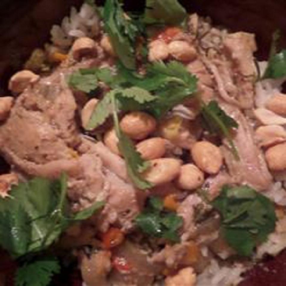 Becky's Slow Cooker Gluten-Free Thai Chicken Curry Becky!