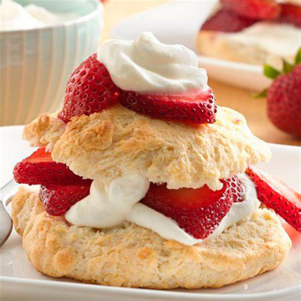 Classic Strawberry Shortcakes Trusted Brands