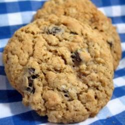 Old Fashioned Oatmeal Cookies B. Stoltson