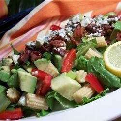 Corn and Avocado Salad SunnyByrd