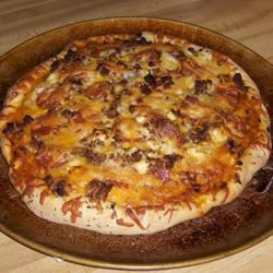 Pizza Dough I Rachael Maack