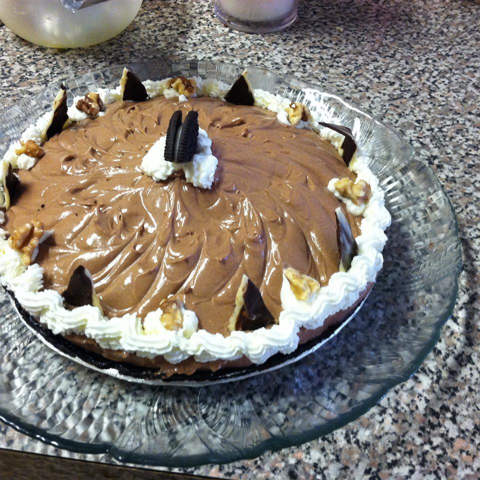 PHILADELPHIA Double-Chocolate Cheesecake Marium Majeed