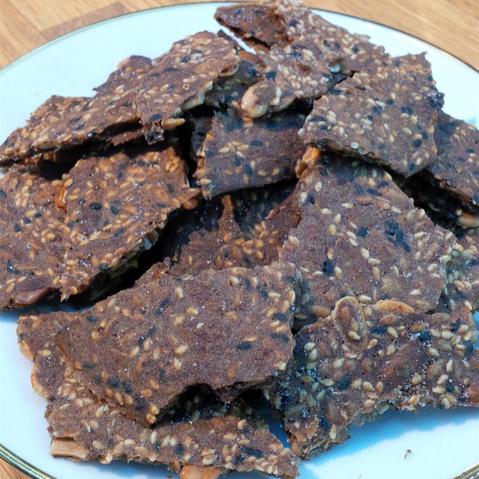 Gluten-Free Teff Crackers Timbo
