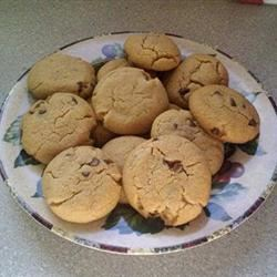 Doubly Delicious Peanut Butter Cookies love2cook