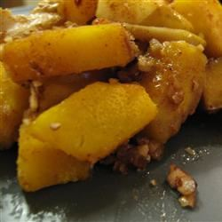 Acorn Squash with Apple Ed Haley