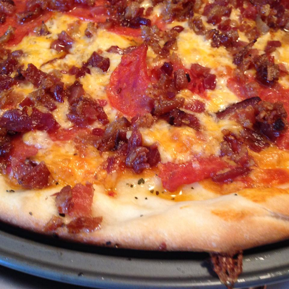 Valentino's Pizza Crust Lucas Berthelette
