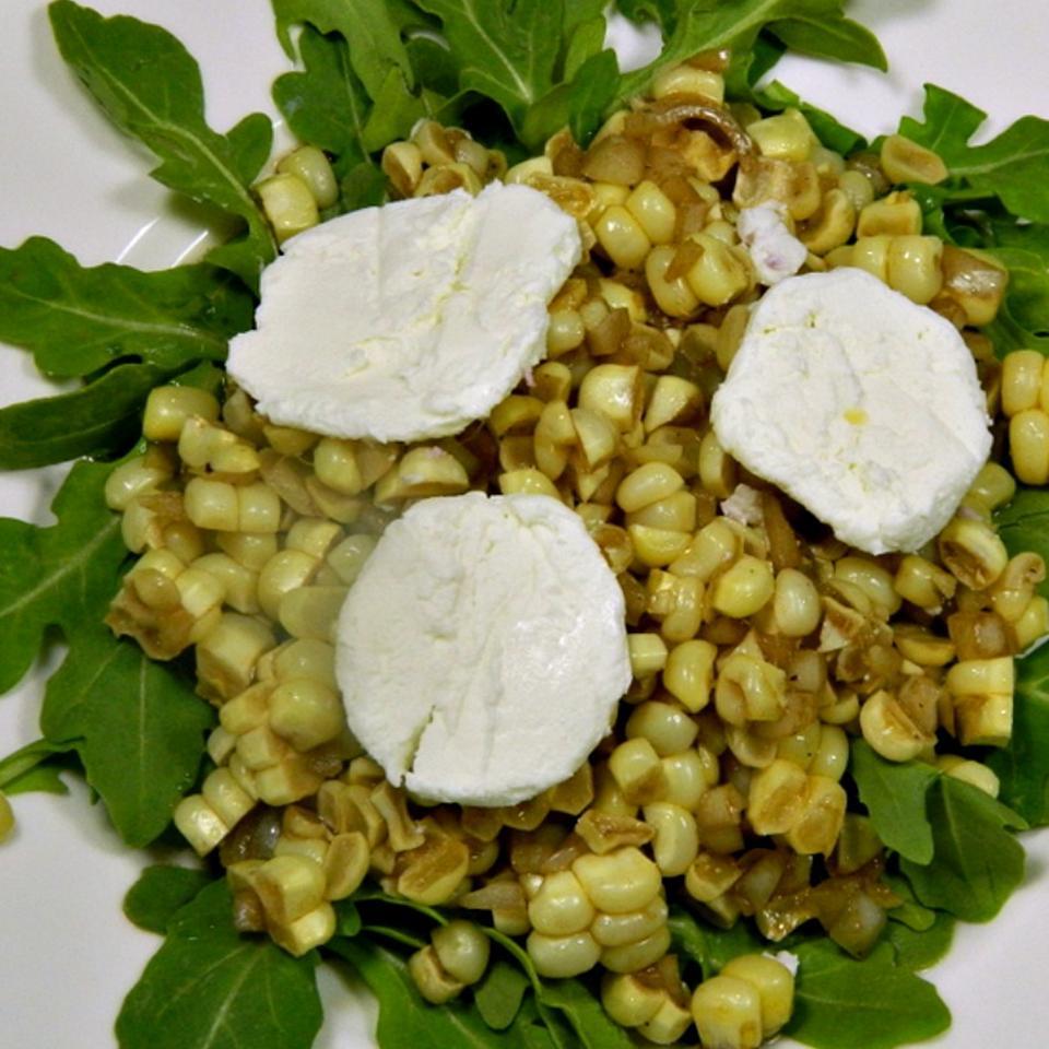 Corn Salad with Arugula Marianne