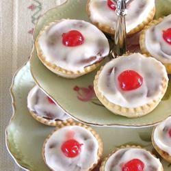 Diane's Almond Tarts Diane Renwick