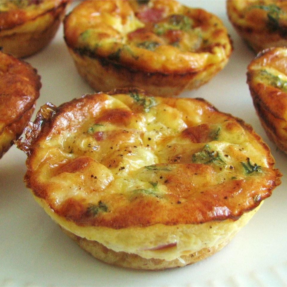 Easy Mini Quiche BOSQUE