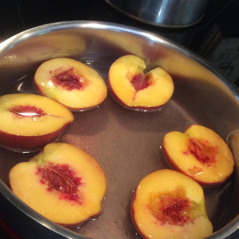 Chef John's Peach Melba chefsam403
