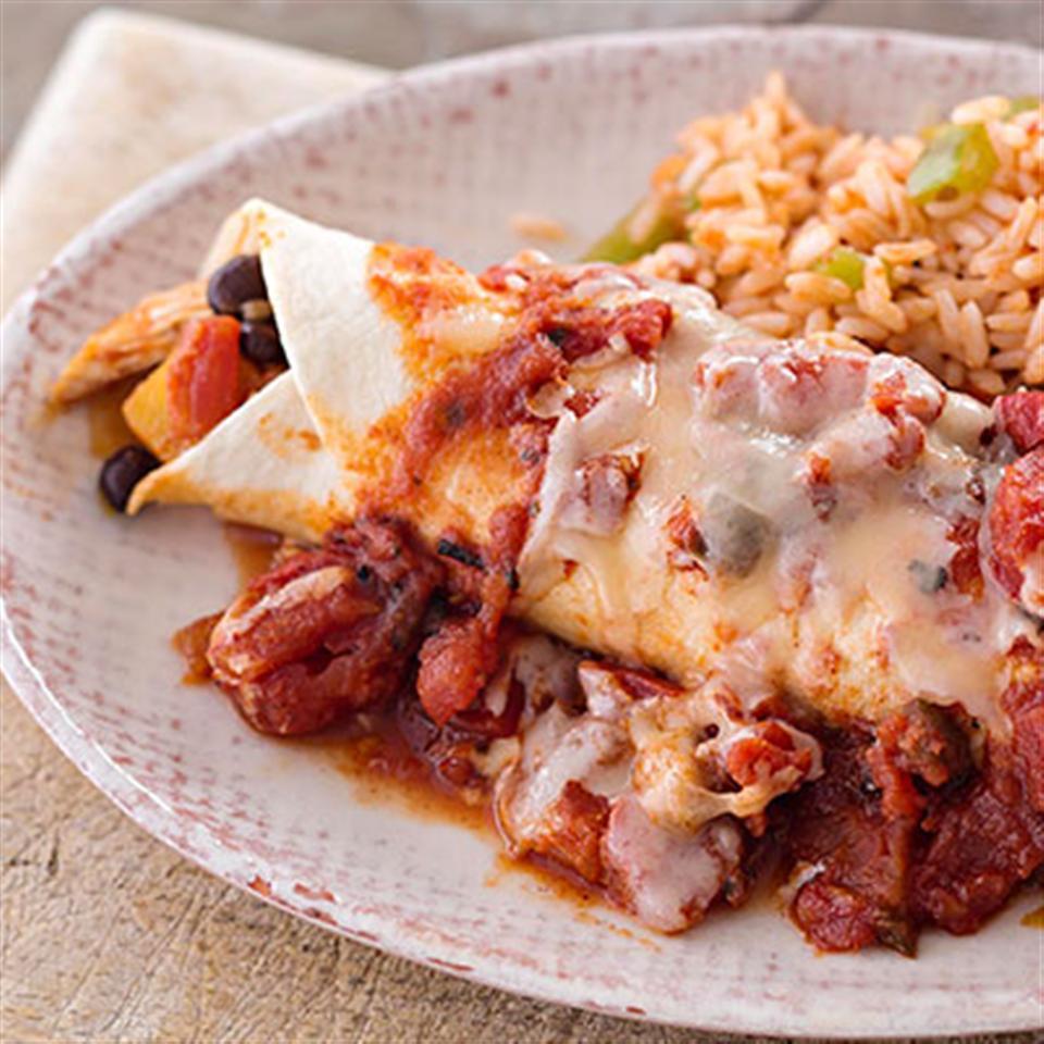 Easy Chicken Enchiladas from Reynolds®