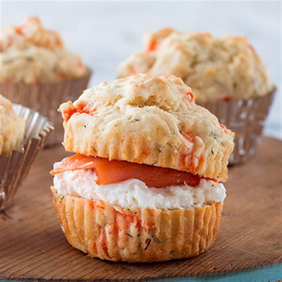 Salmon Dill Biscuits Trusted Brands