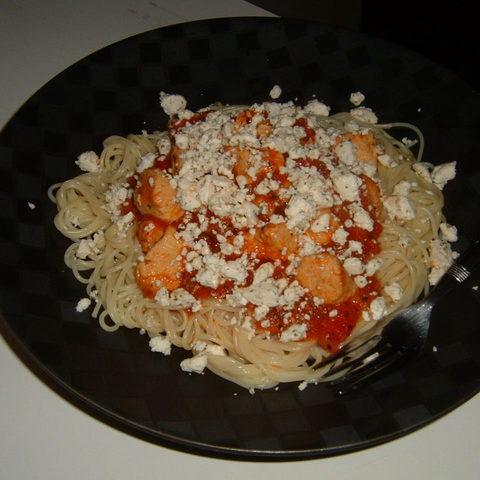 California Chicken Spaghetti Caroline C