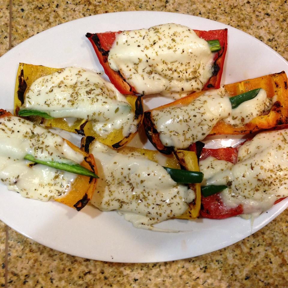 Grilled Peppers mark