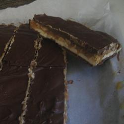 Caramel Peanut Fudge
